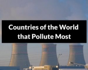most polluted countries quiz