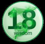 wisdom 18