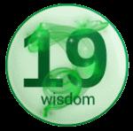 wisdom 19