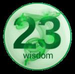 wisdom 23