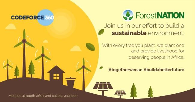 codeforce360 forestnation campaign