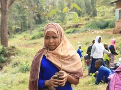 sap concur reforesting tanzania