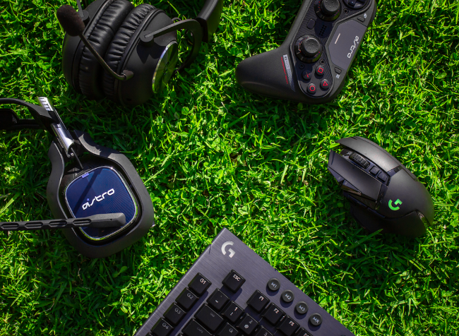 logitech eco products