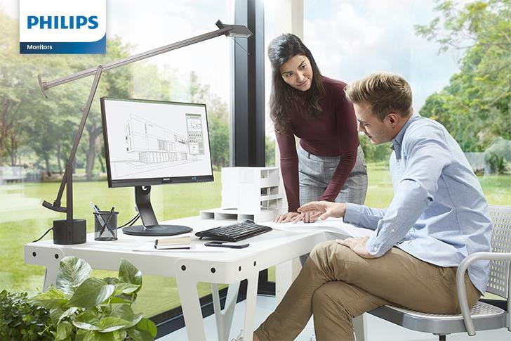 Philips monitors 1