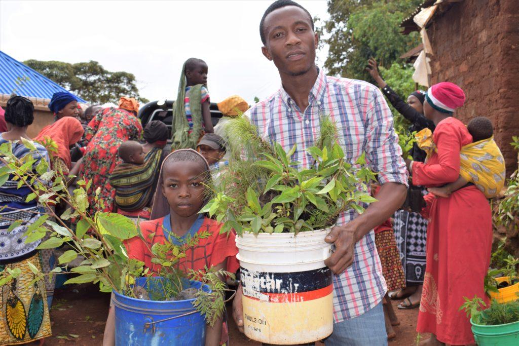 phillips monitors reforesting tanzania