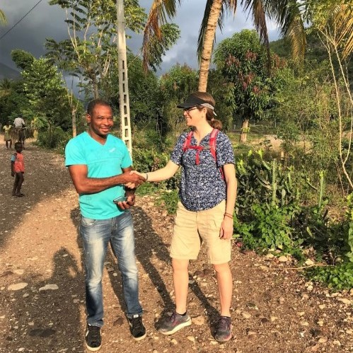 haiti project team