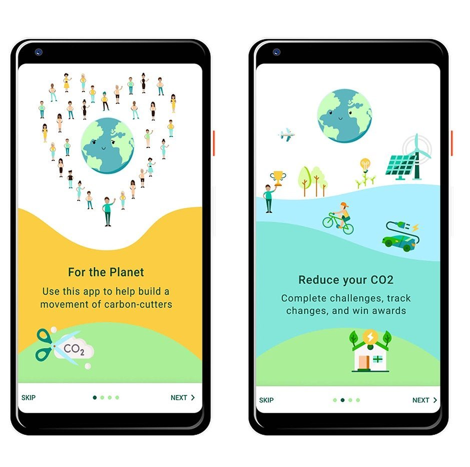 the climate app