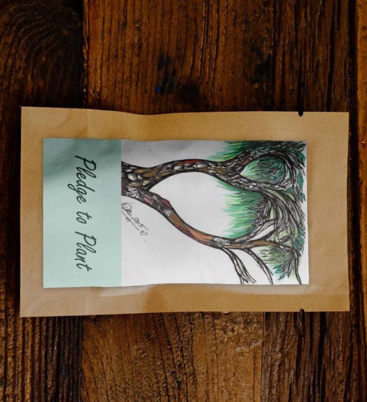 Australian Gum Tree by N'dene 1
