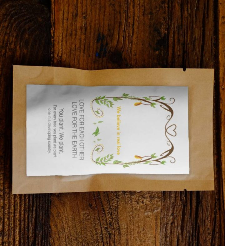 Branches of Love Wedding Favour 1