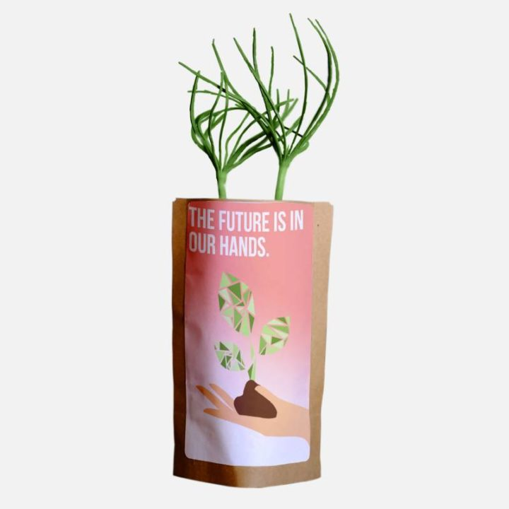 Earth Day Tree Pouch by Gabby Cruz 2