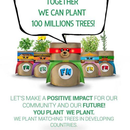 ForestNation Fundraiser