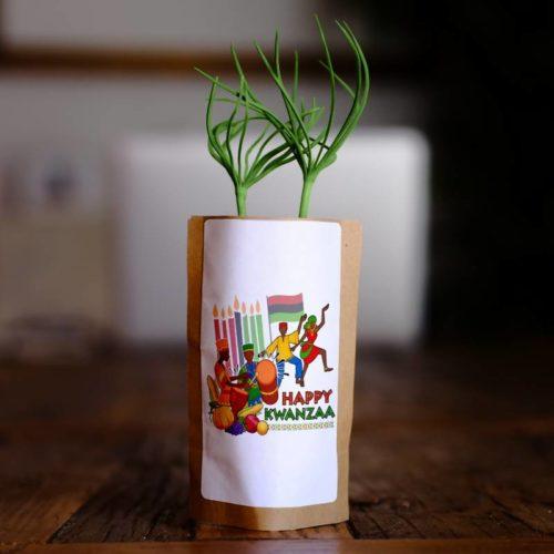 Happy Kwanzaa Celebrations