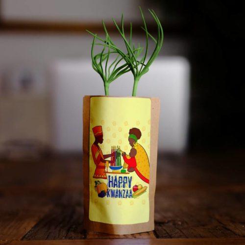 Happy Kwanzaa Traditions
