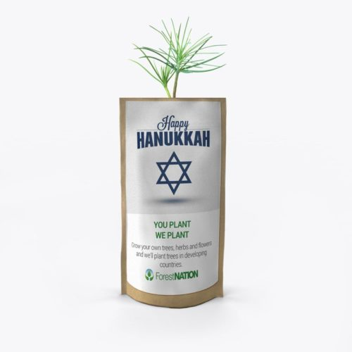 hanukkah tree kit