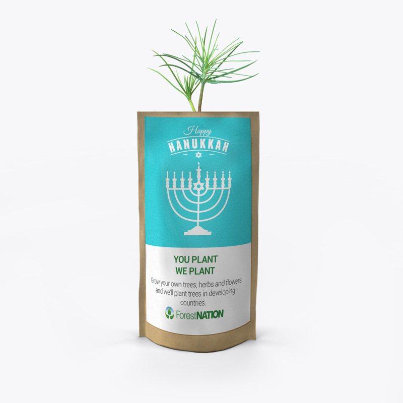 hanukkah tree kit