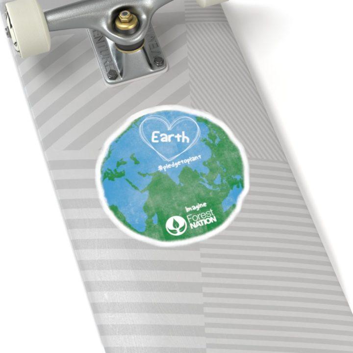 Pledge To Plant Kiss-Cut Stickers 16