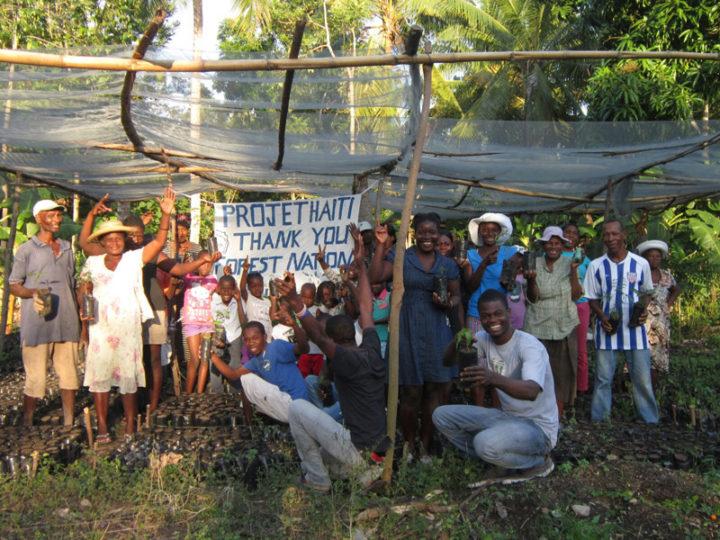 Haiti Tree Planting ForestNation