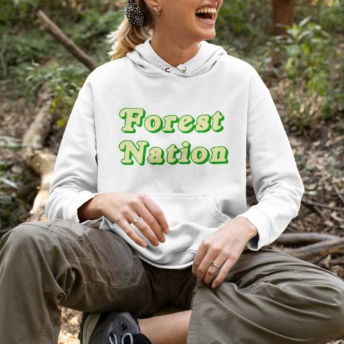 Forest Nation sweats women