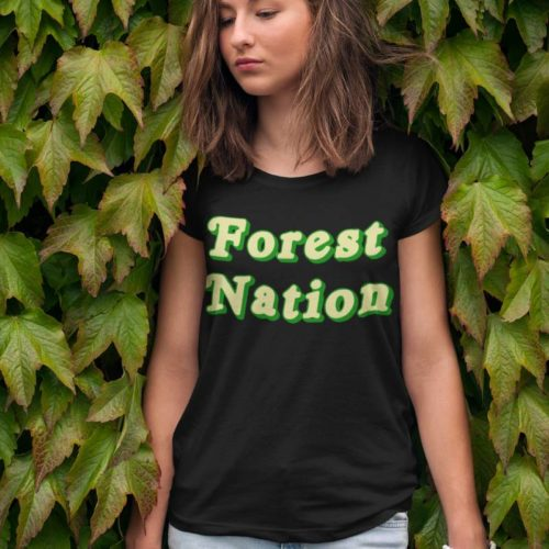 Forest Nation Organic T-shirt