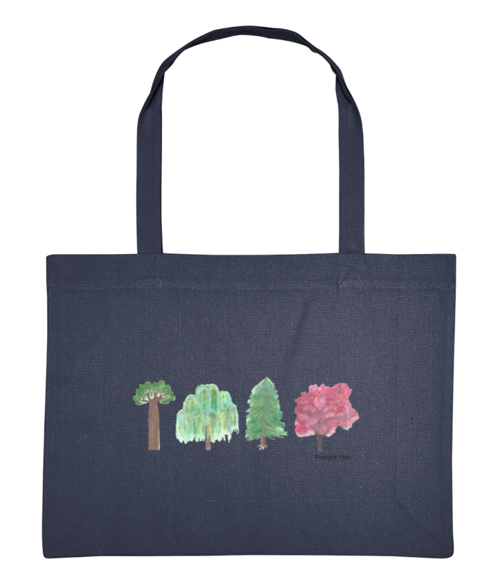 Protect Her Organic Shopping Bag 1