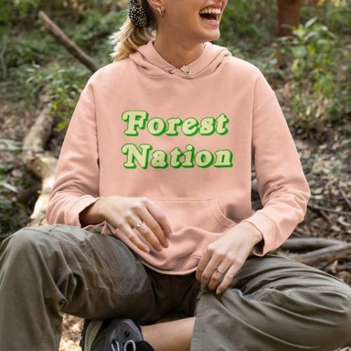 Forest Nation Women's Hoodie