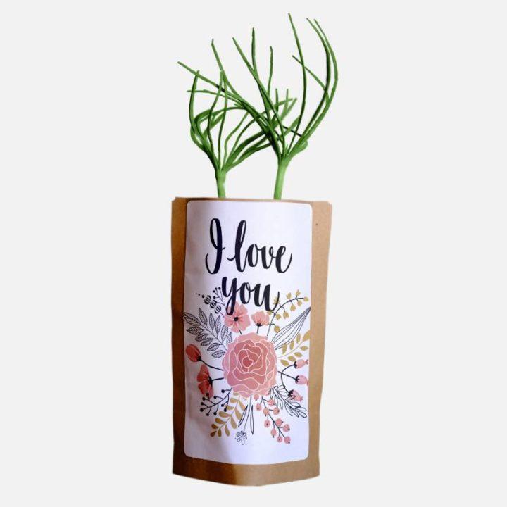 I Love You Flowers 1