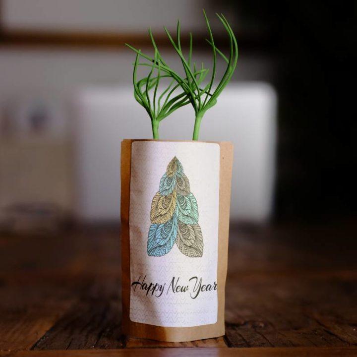 New Year Treeleaf