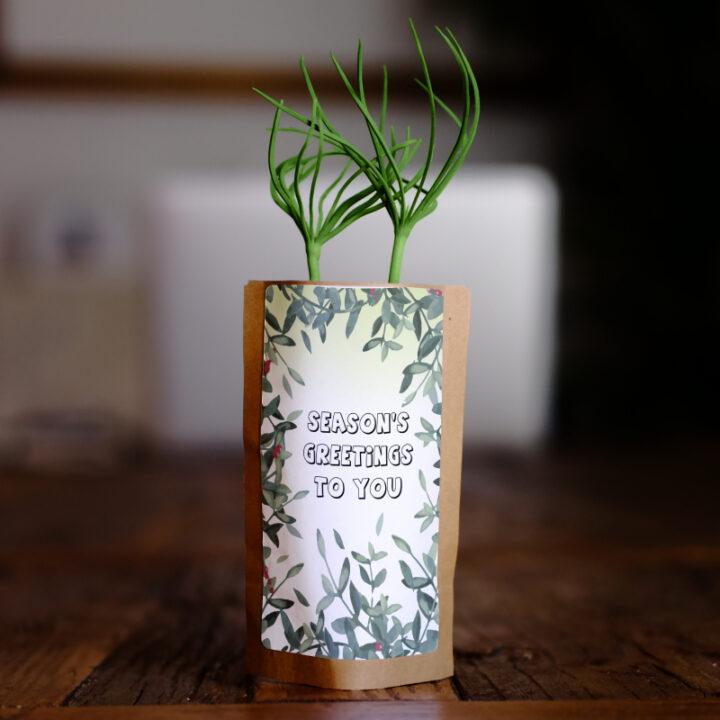 Season's Greeting Tree Kit