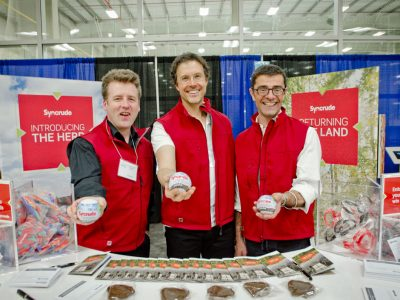 Trade show promotional product Syncrude ForestNation