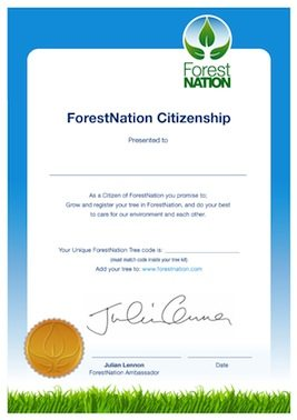 ForestNation Citizenship Julian Lennon