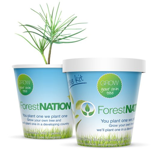 ForestNation Tree Kit | You plant one we plant one
