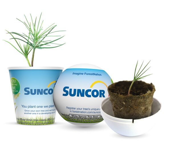 Suncor Tree-Kits ForestNation