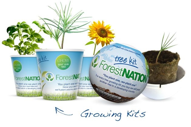 School Fundraising ForestNation Tree Kits