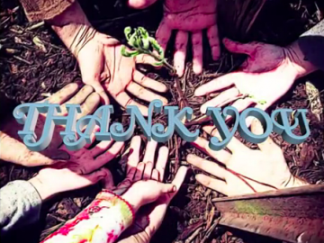 Global Earth Day Planting Event – THANK YOU!