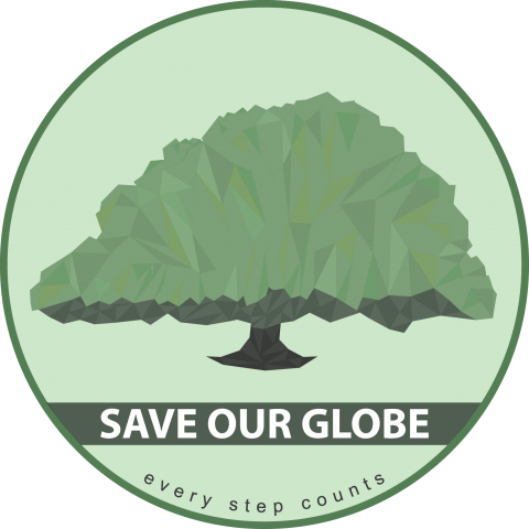 save our globe logo