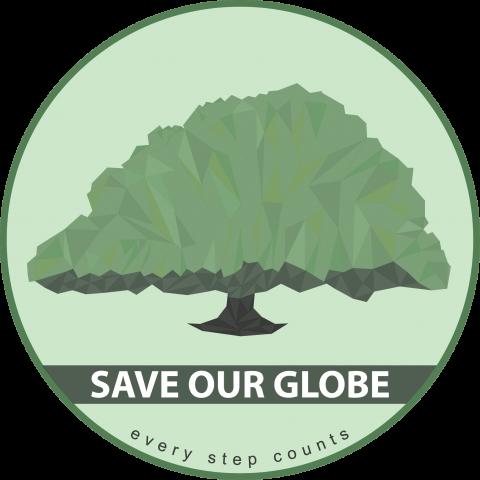 save our globe logo