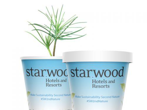 Starwood Hotels & Resorts Tree Kits ForestNation