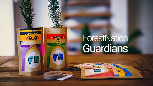 ForestNation-Guardians tree kits