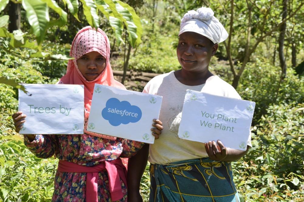 Salesforce impact Tanzania 2020